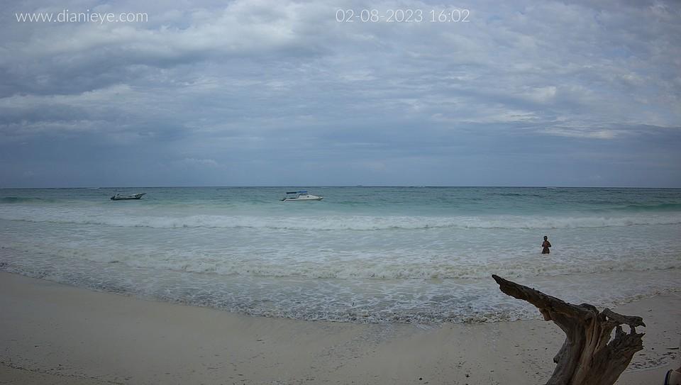 Diani Beach – Strandpanorama Webcam Live