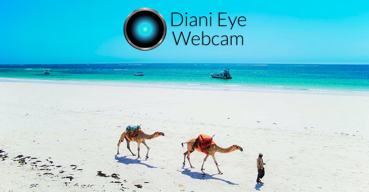 Diani Eye Webcam - Diani Beach, Kenya